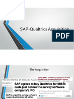 SAP Qualtrics Presentation
