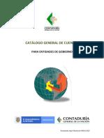 catalogo de cuentas de la contabilidad del sector publico emitido por la contaduria general de la nacion+(Versión+2015.07) (2019)