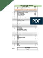 Calculo de Costos de Produccion de Compost