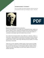 Vida y Obra Thomas Edison
