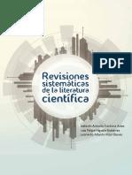 Libro Revisiones Sistemáticas