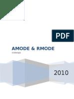 AMODE & RMODE