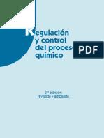 Regulación y control procesos indice