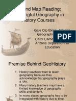 Nc He Geo History