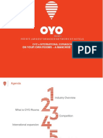 OYO International Expansion