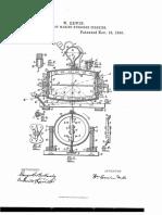 US440792 - Patente de Producción de H2O2 1880