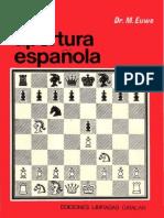 Euwe Max - La Apertura Espanola-2, 1978-OCR, 159p