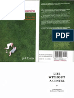 Jeff Foster - Life Without a Centre_text