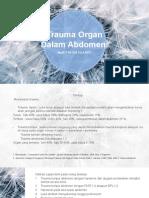 Trauma Organ Dalam Abdomen
