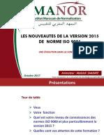 IMANOR ISO 9001V2015