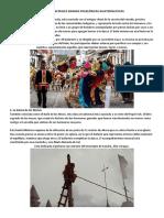 Las 15 Principales Danzas Folklóricas Guatemaltecas