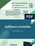 Software de Contabilidad.