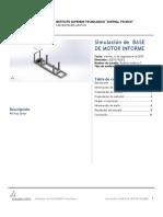 Base de Motor Informe-Análisis Estático 2-1