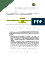 Propuestas Version Amplia Para Emergencias Isla de Gran Canaria Agosto 2019