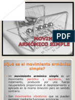 PPT 3.- Movimiento Armónico Simple.(Aplicaciones) (1)