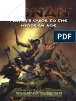 Conan Player's Guide to the Hyborian Age