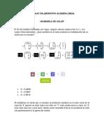 Trabajo Colaborativo Algebra Lineal
