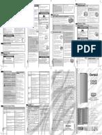 Consul Freezer CVU26EB Manual Versão Digital