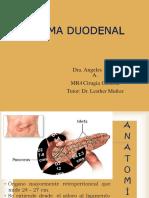 Presentacion de Trauma Duodenal