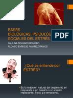 Bases Biologicas y Sociales Del Stress