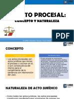 El Acto Procesal-tgp1