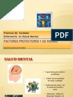 Factores de Riesgo de La Salud Mental