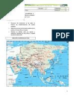 Asia Africa y Oceania en Siglos v a XV