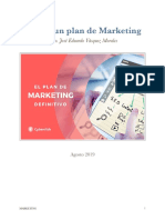 Que Es Un Plan de Marketing