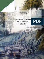 Armada de Mex - La Infanteria de Marina 1821-1867