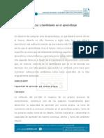 Documento_Destrezas y Habilidades en El Aprendizaje_VMC25