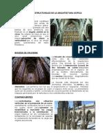 ELEMENTOS ESTRUCTURALES DE LA ARQUITECTURA GOTICA.doc