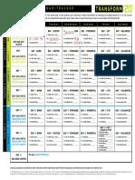 Transform20 Calendar 12.03.18