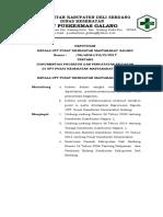 SK 8 Dokumentasi Prosedur Dan Pencatatan Kegiatan