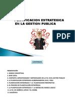 3. Planificacion Estrategica y Operativa.