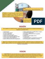 Mision, Vision y Valores Medifarma
