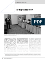 Mesa de Discusion Desafios de La Digitalizacion Hacia El 2021