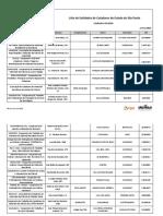 Lista Entidades Reciclagem 2019 SIGOR
