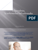 Carlos Erik Malpica Flores - Hiperplexia, la enfermedad del sobresalto