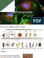 Gen Bio 1 Cell Structures