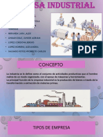 Ppt Final de Empresa Industrial