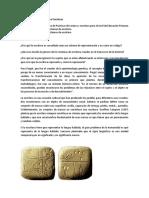 Sistemas de Escritura - Flora Perelman