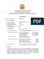 Microbiologia Agricola, Plan 2013, 2016-2, Prof. Tito Sanchez