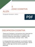 Cognitivo Claudia Allen