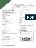 evaluacion grado 10