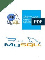 MANUAL MYSQLI