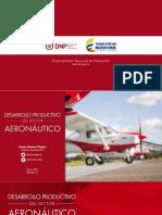 Desarrollo del Sector Aeronáutico- Final DNP