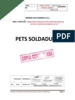 Fa Pm 001 Soldadura