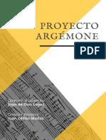 Dossier Argémone