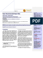 SciencePublishingGroup Manuscript Template (1)