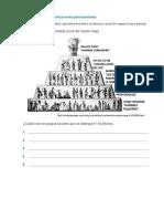 La Sociedad en Las Civilizaciones Precolombinas